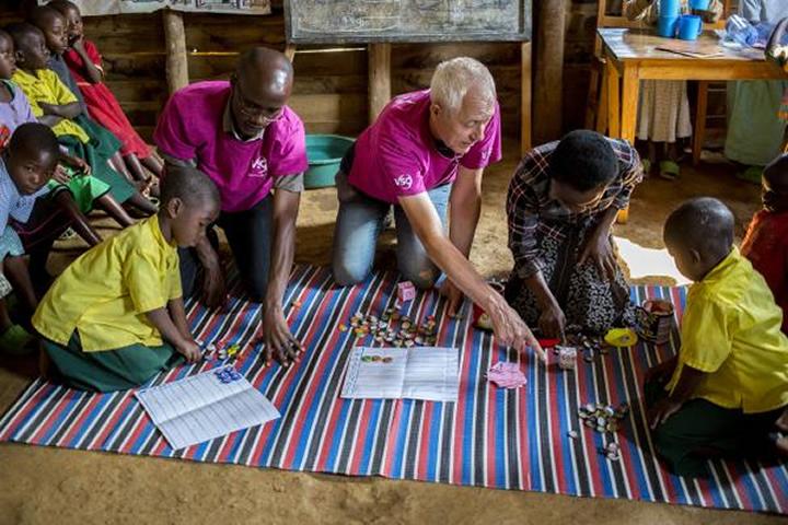 Volunteer in Rwanda