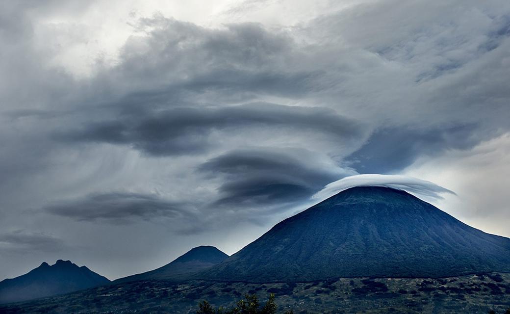 Volcanoes National Park of Rwanda